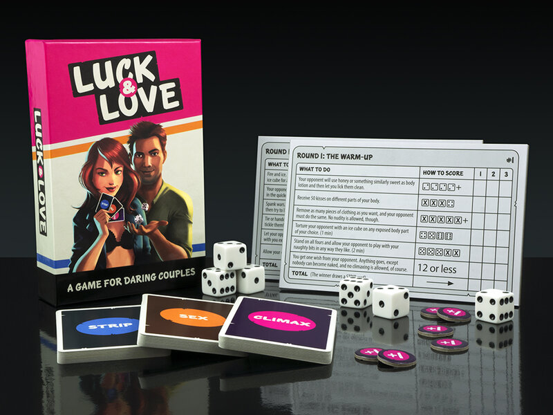 Luck & Love Sexspel
