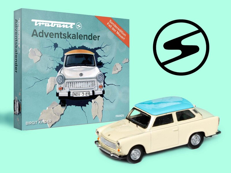 Trabant Sonderedition Adventskalender