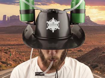 Beer Sheriff Ölhatt