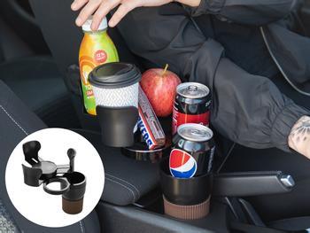 Multi-mugghållare till Bilen