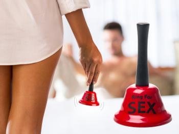 Ring For Sex Ringklocka