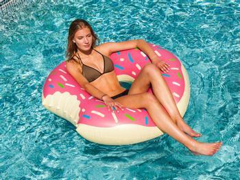 Spralla Donut Badring