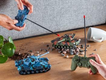 TechToys Battle Tanks