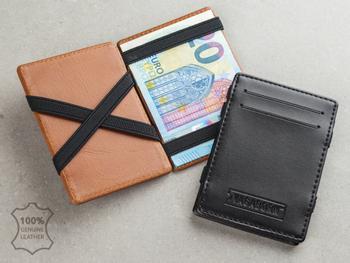 Vagaborn Magisk Plånbok Brun