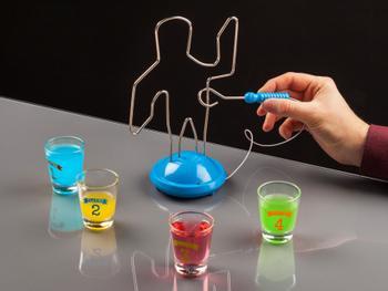 Buzz Wire Shot Drinkspel