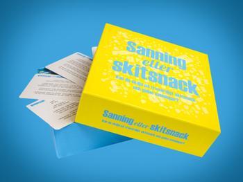 Sanning eller Skitsnack Svensk Version