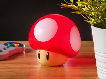 Super Mario-lampa