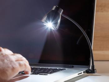 Spralla USB Skrivbordslampa