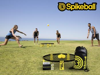 Spikeball Spel