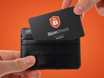 Vooni RFID-skydd för Plånboken