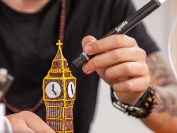 Spralla 3D-penna
