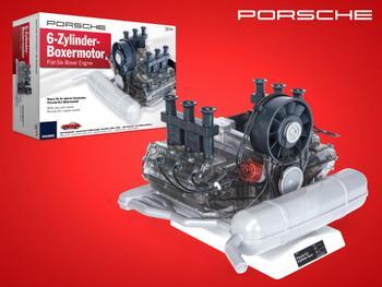 Porsche 6-cylindrig Boxermotor Byggsats