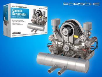 Porsche 4-cylindrig Carreramotor Byggsats