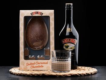 Baileys Salted Caramel Chokladägg