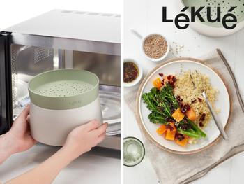 Quinoa- & Riskokare för Micron - Lékué
