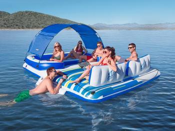 Bestway Tropical Breeze Uppblåsbar Flotte