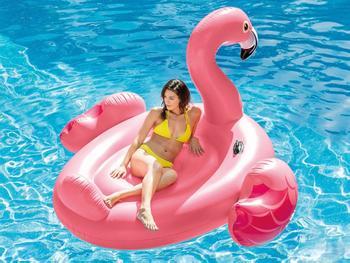 Intex Flamingo Mega Luftmadrass