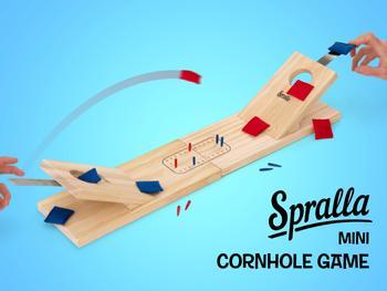 Spralla Mini Cornhole Game
