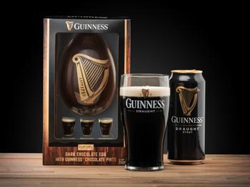 Guinness Chokladägg