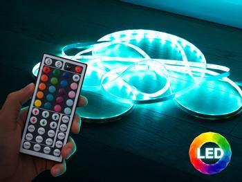Vooni LED-slinga med Fjärrkontroll