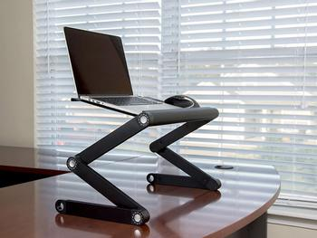 Adapt-A-Desk Vikbart Laptopbord
