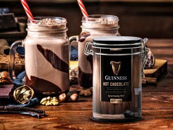 Guinness Varm Choklad-pulver