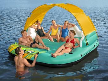 Bestway Sunny Lounge Uppblåsbar Flotte