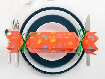 Gör Dina Egna Christmas Crackers 4-pack