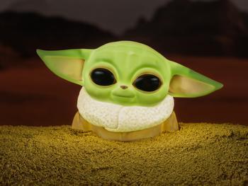 Star Wars Baby Yoda Lampa