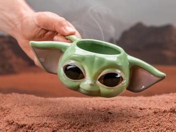 Star Wars Baby Yoda Mugg