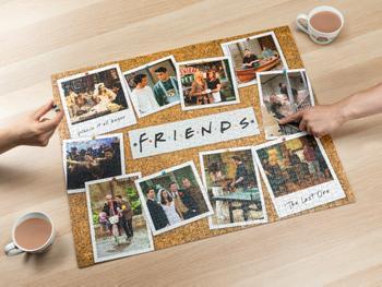 Friends Pussel 1000-bitar