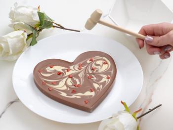 Hjärtekrossarchoklad