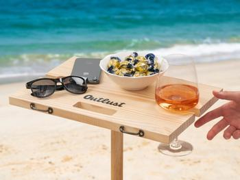 Outlust Picknickbord för Stranden
