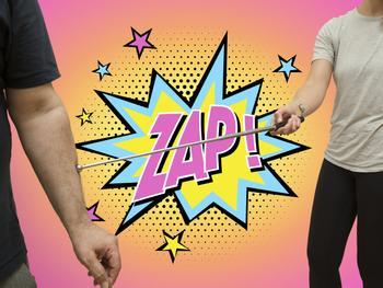 Social Distancing Zapper