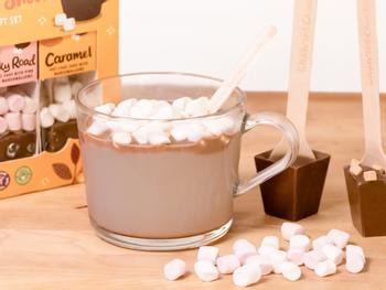 Gnaw Varm Choklad på Pinne 3-pack