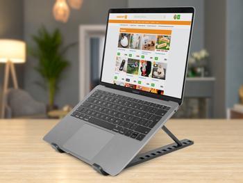 Justerbart Mini Laptopställ
