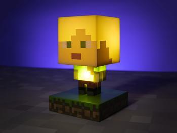 Minecraft Alex Lampa