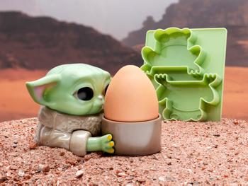 Star Wars Baby Yoda Äggkopp