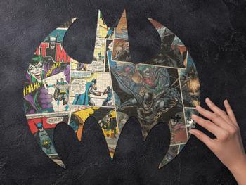 DC Comics Batman Pussel