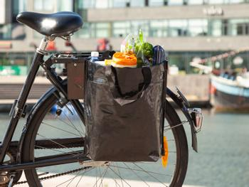 Bikezac Cykelväska Svart