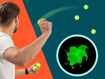Spralla Sticky Fidget Balls