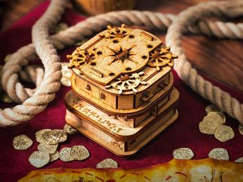 iDventure Cluebox Davy Jones Locker
