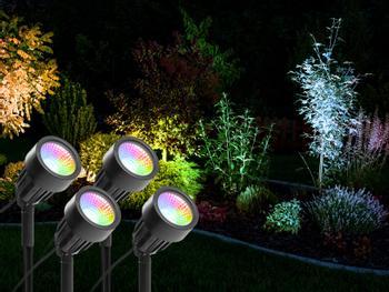 Vooni® LED-utomhusbelysning