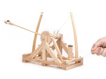 Leonardo da Vinci Trämodeller
