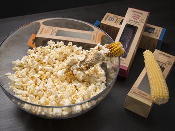 Popcorn Pop-A-Cob Gourmetpopcorn