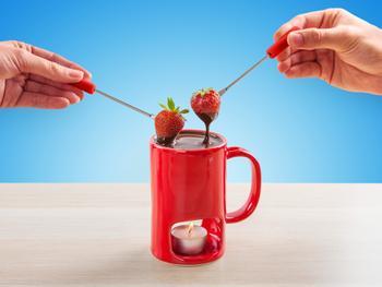 KitchPro Fondue-mugg