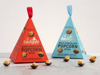 Joe & Seph's Karamelliserade Popcorn