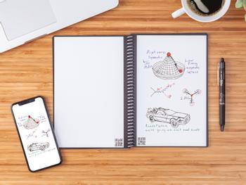 Rocketbook Everlast Smart Anteckningsbok