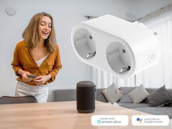 Denver Smart Plug Wi-Fi