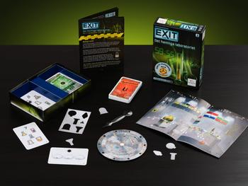 EXIT: The Game Escape Room-spel